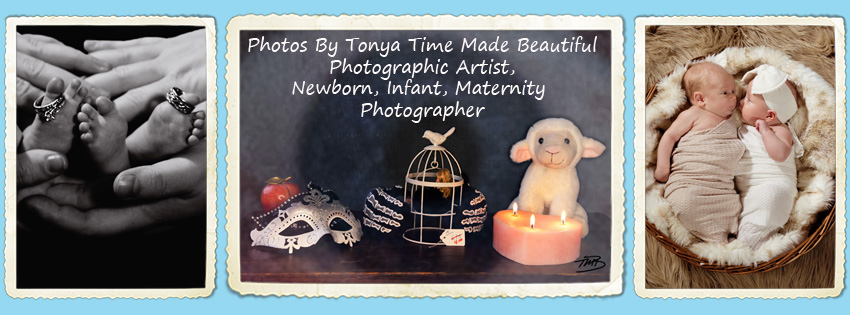 Newborn, Infant, Maternity Photographer and Artist
