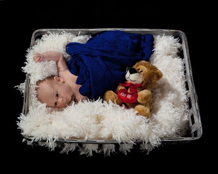 Newborn Photographer Guernsey County, Ohio