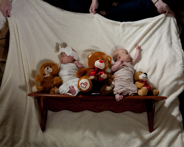 How-to for Baby Safety During Photo Session in Buffalo, Ohio