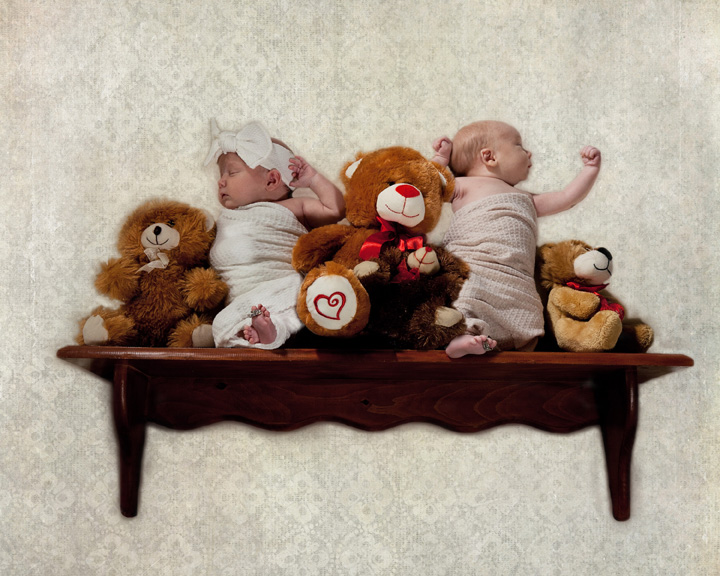 Specialized Art from Your Newborn Session with Photos By Tonya Time Made Beautiful.
